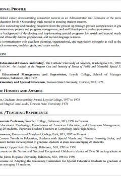 Academic Tutor Resume > Academic Tutor Resume .Docx (Word)