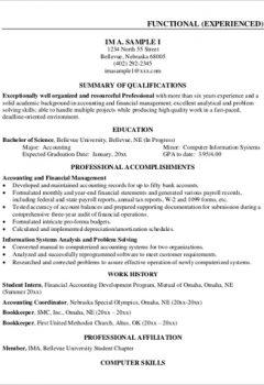 Customer Service Experience Resume