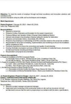 Professional Civil Engineering Resume > Professional Civil Engineering Resume .Docx (Word)