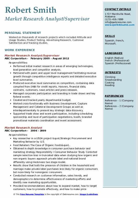 Business Development Assistant II Resume