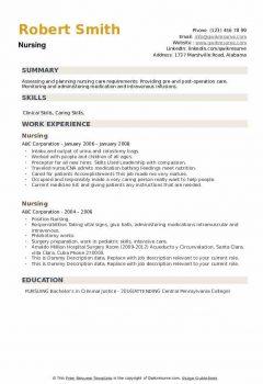 Nursing Resume1