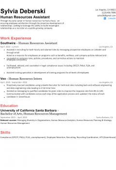 Human Resources Assistant Resume > Human Resources Assistant Resume .Docx (Word)