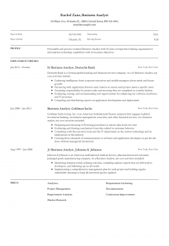 Business Analyst > Business Analyst .Docx (Word)