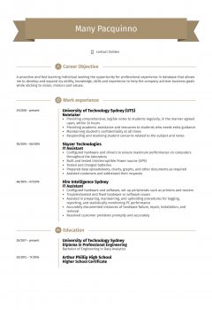 IT Assistant Resume > IT Assistant Resume .Docx (Word)