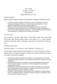 Software Developer .Docx(Word)