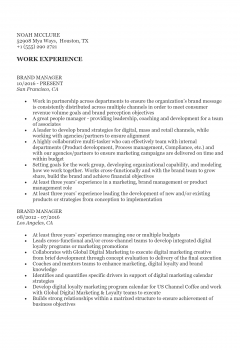 Brand Manager .Docx(Word)