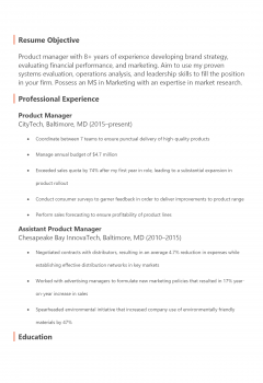 Product Manager .Docx(Word)