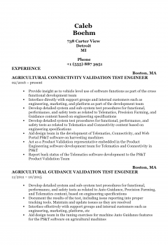 Agricultural Engineer .Docx(Word)
