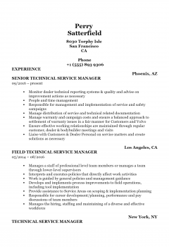 Technical Services Manager .Docx(Word)